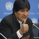 Bolivian President Expresses Support for Maduro During Meeting in Venezuela