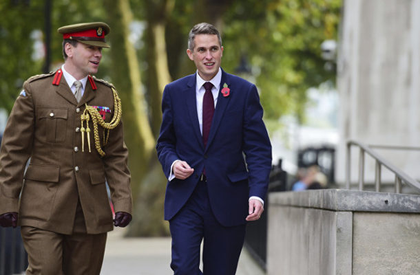 UK Defense Minister's Belligerent Rhetoric Toward Russia, China Absurd - Scholar