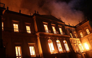 Two Thousand Items Recovered So Far After Brazil National Museum Fire (PHOTOS)