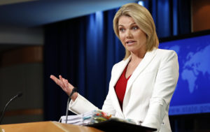 Nauert Withdraws Nomination for US Envoy to UN, Trump to Announce New Candidate