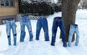 Polar Vortex Unleashes Wave of 'Frozen Pants' Upon United States (PHOTOS)