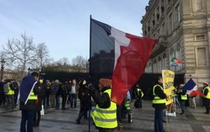 Yellow Vests Movement Protest in France for 14th Week (VIDEO)