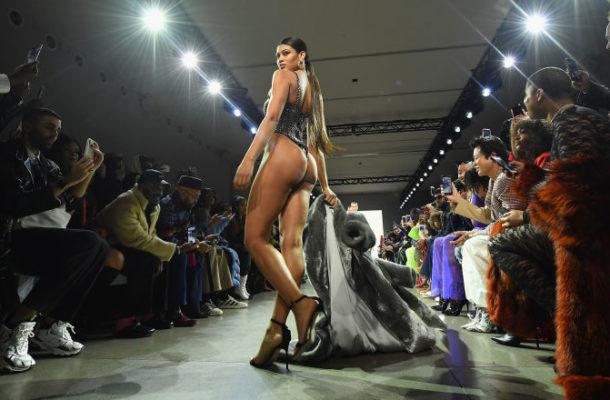 Racy Catwalk: Curvy Models Rock the Runway in New York