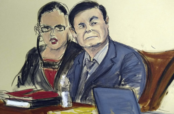Mexican Drug Lord El Chapo Found Guilty by NY Jury