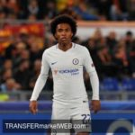 CHELSEA having a hard time with WILLIAN extension talks