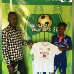 Division One side Nkoranza Warriors sign midfielder Hakim Mohammed on two-year deal