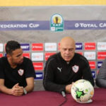 CAF Confederation Cup is 'the toughest competition in Africa this season'- Zamalek coach Gross