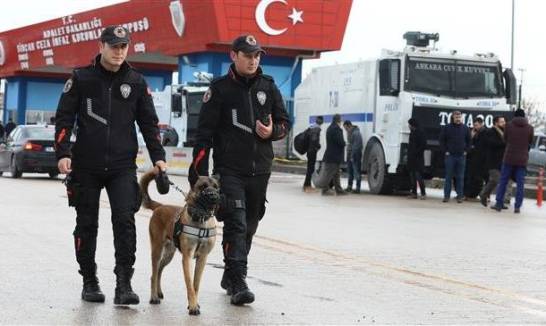 Turkey police nab 52 Daesh suspects in NW province