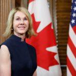 Trump picks Canada Ambassador Kelly Craft for top UN envoy