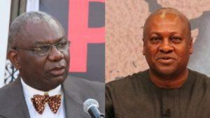 Boakye Agyarko descends on Mahama; calls him a bald-faced liar