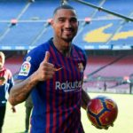 Barcelona name Kevin Prince Boateng in updated Champions League squad