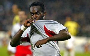 Essien ranked among 10 best talents who once played for Lyon