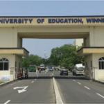 University of Education donates to three institutions at Winneba