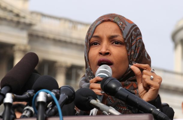 US politician Ilhan Omar apologises over Israel tweet