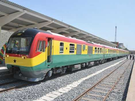 GHC54m Judgment Debt hits Ghana Railway