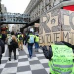 France's yellow vests plan to take part in EU parliament elections