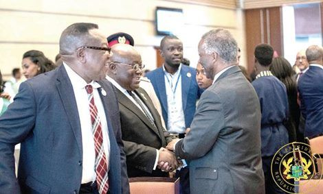 President Akufo-Addo rallies African Leaders for implementation of SDGs