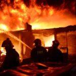 Family of three burnt to death on Good Friday at Takoradi