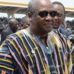 Akufo-Addo's government is on borrowing Spree - Mahama