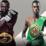 I'll only fight Tagoe for $5m - Richard Commey