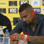 EXCLUSIVE: Full list of €400k worth of jewelry stolen from Boateng's home in Barcelona