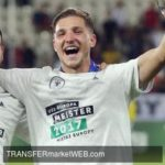 HERTHA BERLIN - A STARK suitor turning up
