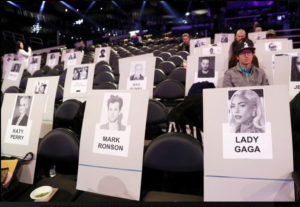 PHOTOS: Grammys 2019 Seating Revealed - See who's seating close to your favourite celebrity