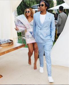 PHOTOS: Beyonce, Jay-Z, Meek Mill, Diddy, Kevin Hart, Others attend Roc Nation's Pre-Grammys Brunch