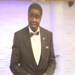 VIDEO:  Vote only for the interest of the church in this election- Nigerian pastor advises his members