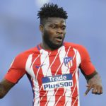 Thomas Partey named in La Liga Team of the month for January