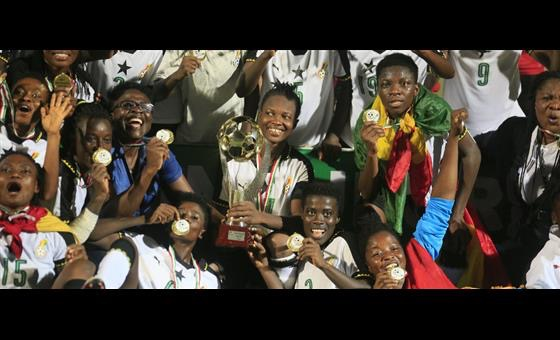 Ghana drawn in Group B of WAFU B Women's Nations Cup tourney