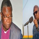Advise those unleashing violence and not me - Mahama jabs Peace Council Chairman