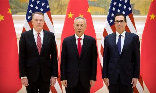 China, US begin official trade talks in Beijing