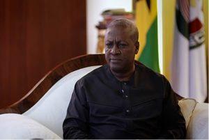 Mahama's election bid hit with suit