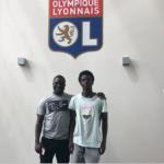Ligue 1 giants Olympique Lyon capture Ghanaian starlet Emmanuel Danso