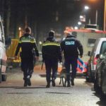 Dutch police shot down man near central bank