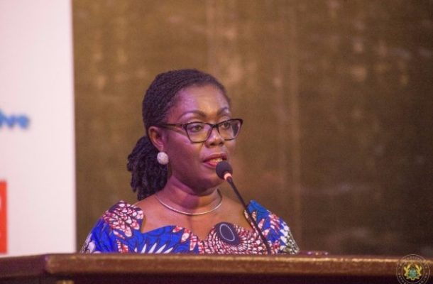 Collaborate with govt to fight cybercrime – Ursula Owusu