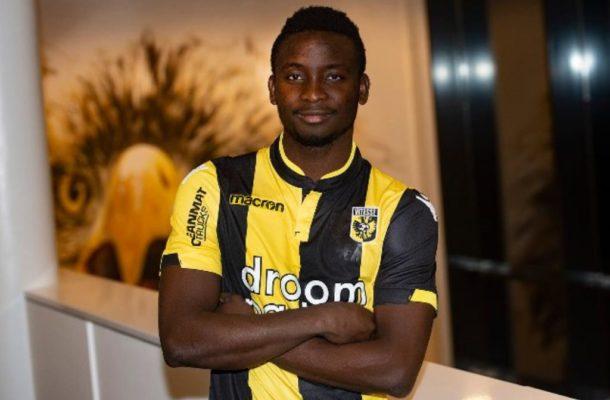 Vitesse new boy Mohammed Dauda names Asamoah Gyan as his 'idol'