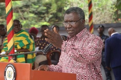 I don't own any mining empire - Frimpong Boateng