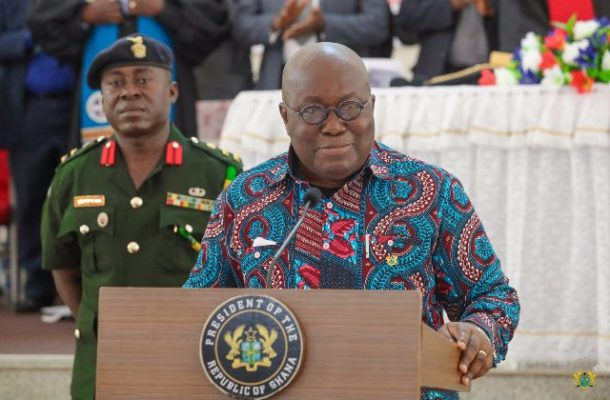 I need your support to build National Cathedral - Akufo-Addo