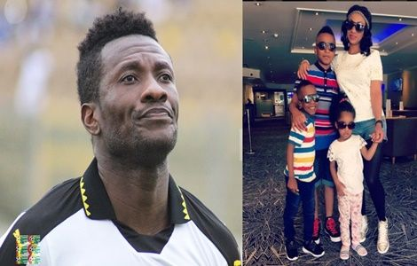 DNA Report Out; Father Of Asamoah Gyan's Kids Revealed!