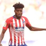 Thomas Partey sent off in Atlético's derby defeat to Real Madrid