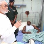 Prepare to answer for your actions - Rawlings condemns violence