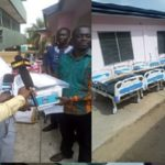 Kennedy Agyapong donates GH¢60,000 in medical supplies to Fosu Polyclinic