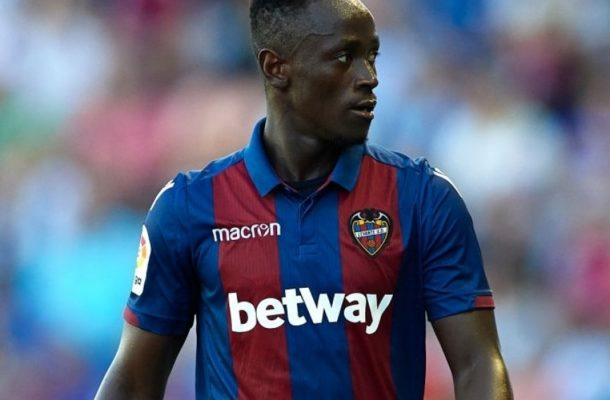Levante to make 10 million Euros profit on Emmanuel Boateng sale
