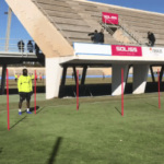 Sulley Muntari completes first training session with Albacete