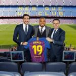 Boateng's agent Edoardo Crnjar insists Ghana star earned Barça move