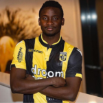 Vitesse new boy Dauda Mohammed debut delayed by work permit issue
