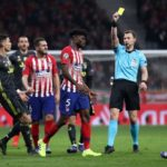 Blow for Atlético Madrid as Thomas Partey suspended for Juventus second leg