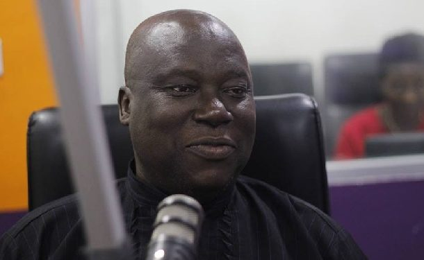 NDC Chairman FIRES Sam George; accuses him of exhibiting bad behaviours